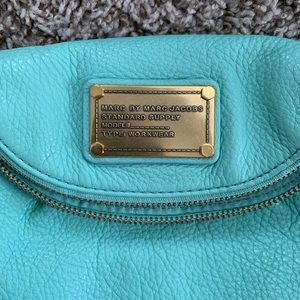 Marc Jacobs cross-body purse with flap